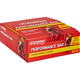 Enervit Sport Performance Bar Sacoche 28x30+30g, Lemon Cream